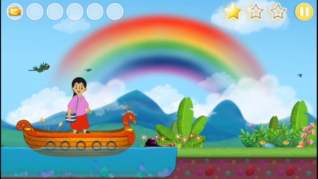 Meena Cartoon Hd Meena A Brave Girl Helps People To Know About