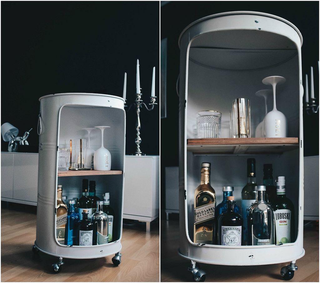 Drinks, Drinks, Drinks! Die perfekte Hausbar. | Hausbar | Pinterest ...
