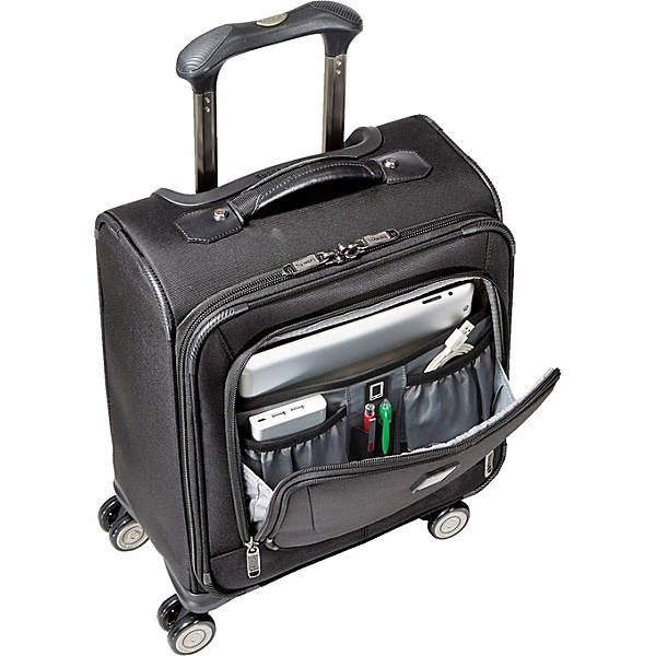 Travelpro Crew 11 Spinner Tote in 2020 | Travelpro, Carry ...