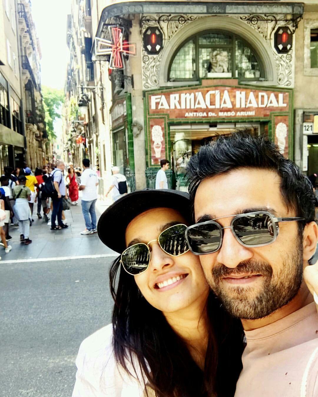 150718 Shraddha Kapoor Off For A Vacation Shraddha Kapoor Shraddha Kapoor Instagram Bollywood Couples