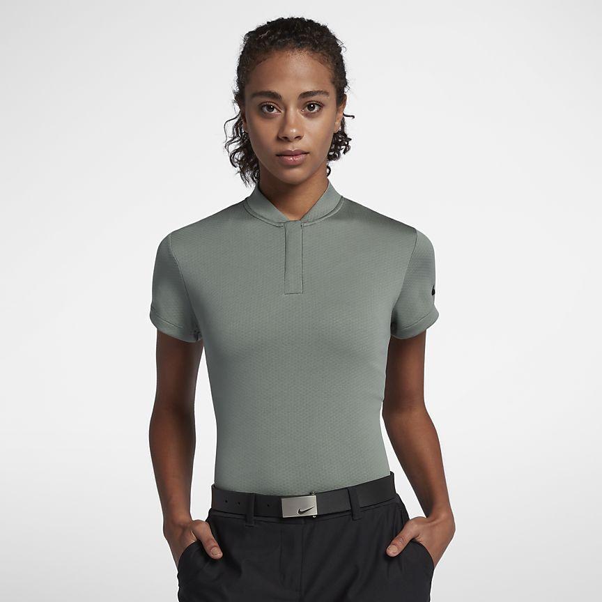 Drifit womens golf polo womens golf polo golf outfit