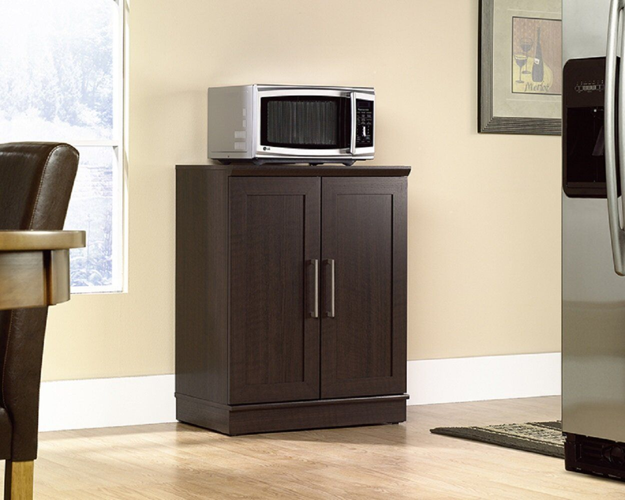 Rosecliff Heights Lenore Base 37 Kitchen Pantry Reviews Wayfair In 2020 Base Cabinets Pantry Cabinet Custom Storage Solutions