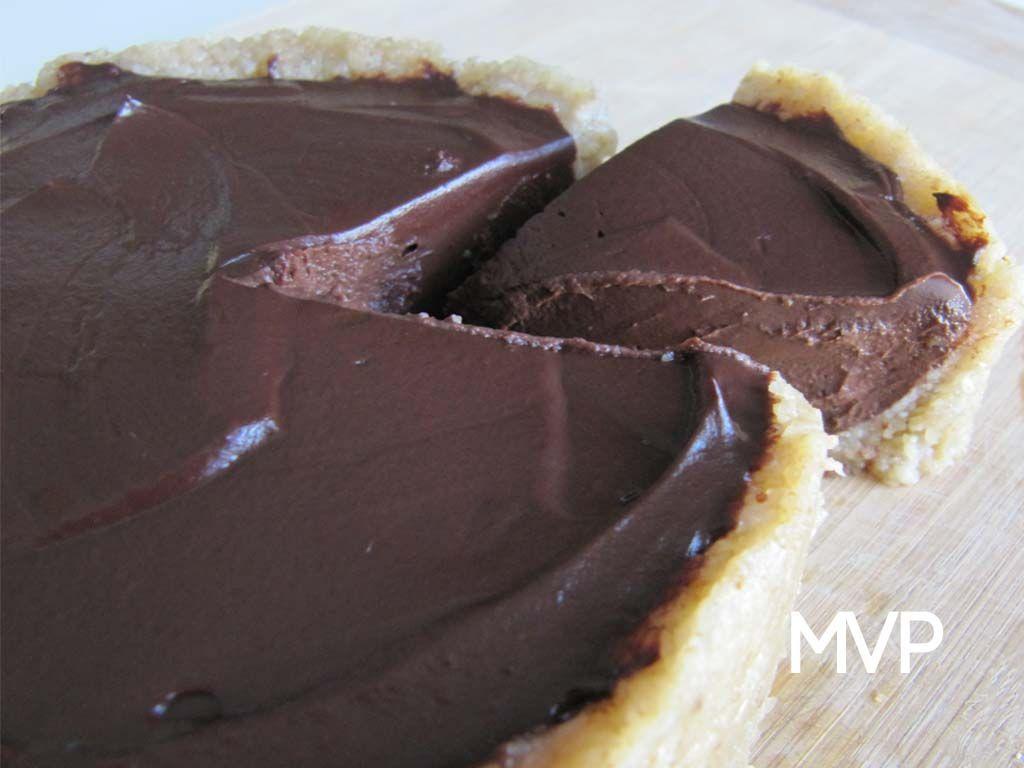 Pastel de chocolate saludable y raw (crudivegano) | Pastels ...