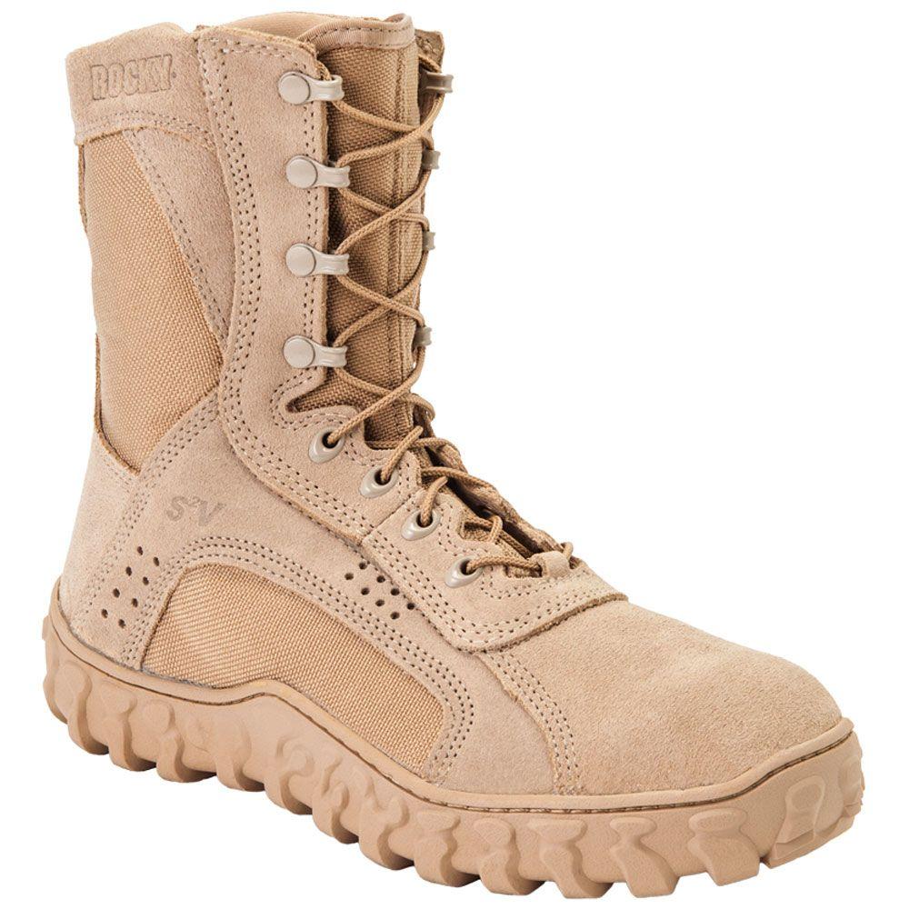 6101 Rocky Men's S2V Desert Military