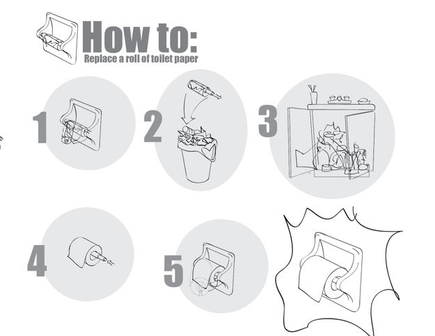 how to change a toilet drain