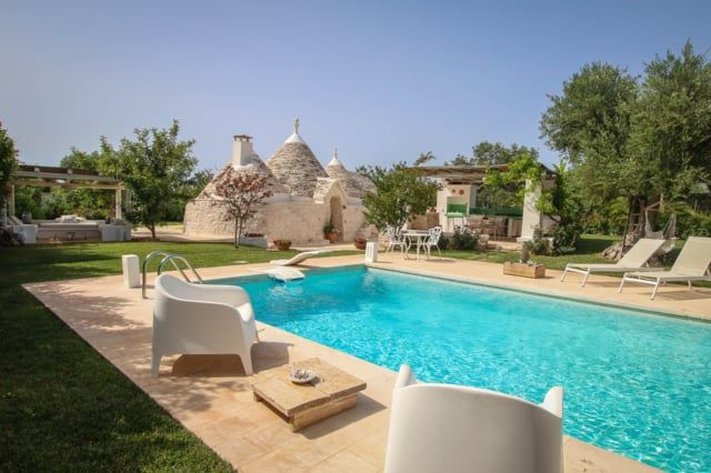 Castellana grotte puglia beautifully renovated trulli - How far is 50 lengths of a swimming pool ...