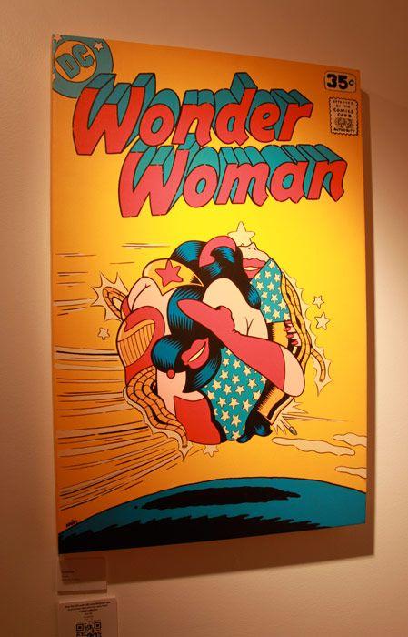 Wonder Women Art