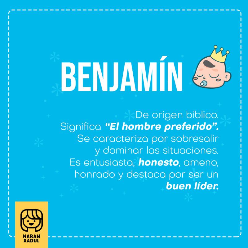 Significado De Benjamin Benjamin Nombre De Niño Nombres Populares De Niño Nombres De Bebes Nombres Para Hijos Significados De Los Nombres