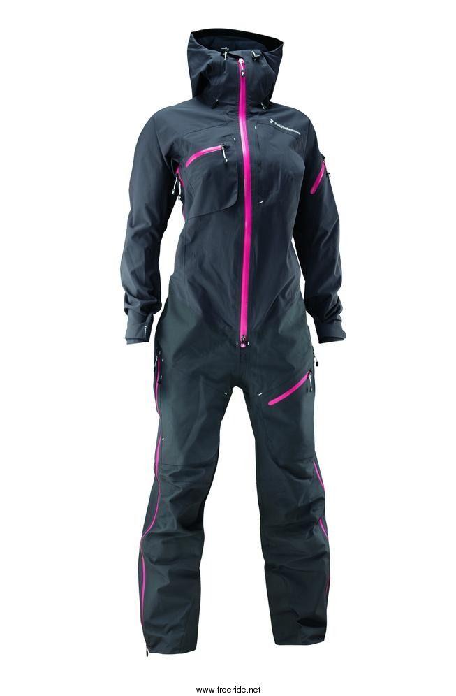 164f9737c91 Peak Performance W Heli Alpine Suit (2013) - Freeride | Style in ...