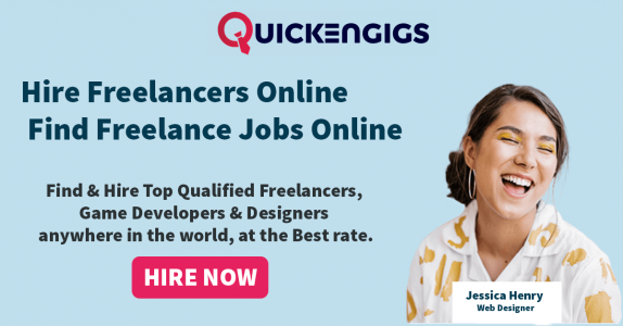 Quickengigs Freelance Services Marketplace For Professionals In 2021 Online Jobs Freelancing Jobs Hire Freelancers