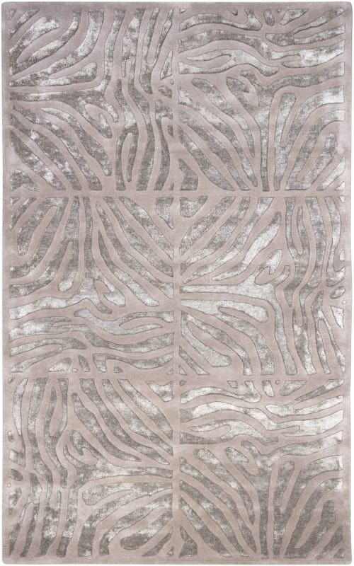 Surya can modern classics   rectangle synthetic hand tufted anima gray rugs area also rh pinterest