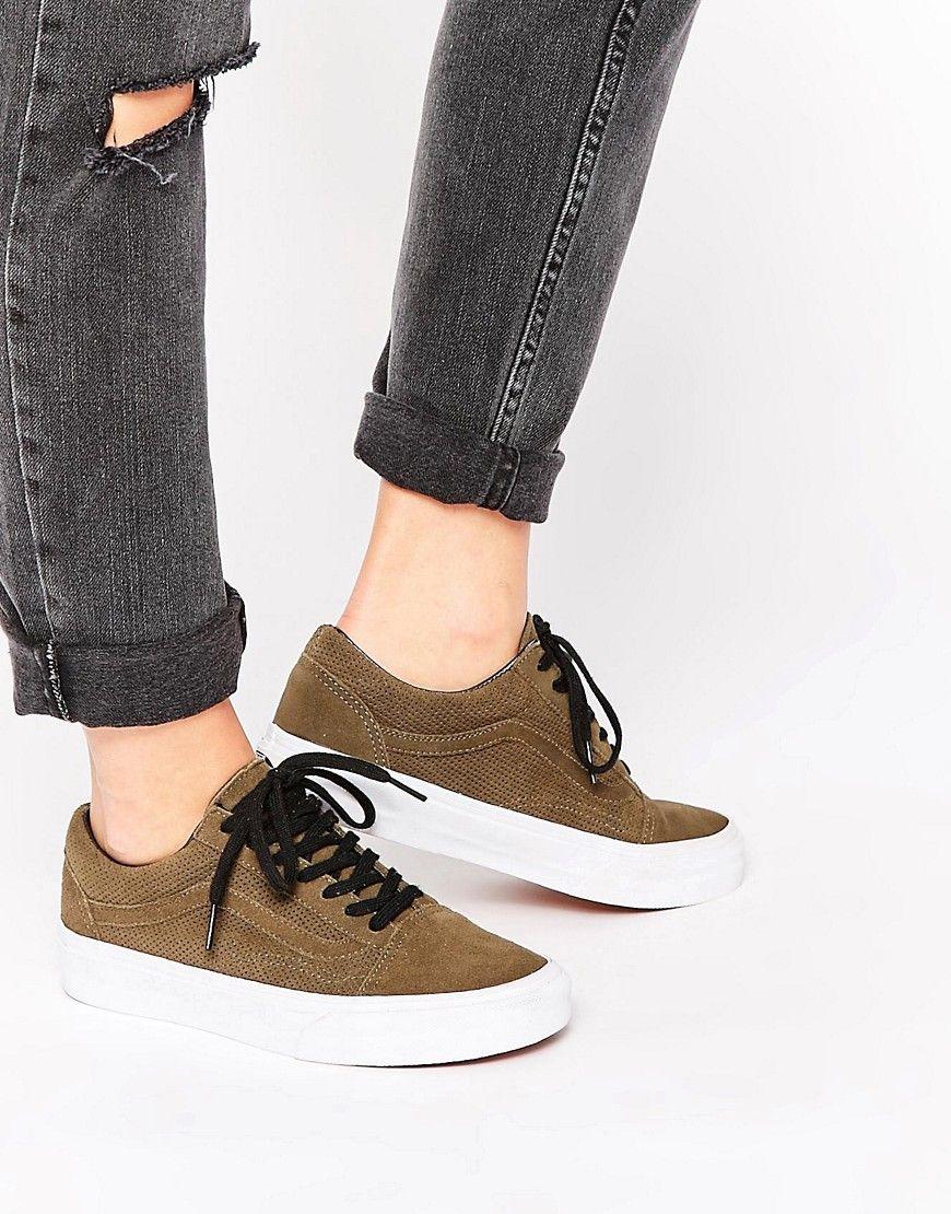 zapatillas mujer deporte vans