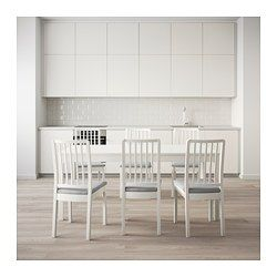 Wohnideen · Esszimmer · IKEA   EKEDALEN / EKEDALEN, Table And 6 Chairs