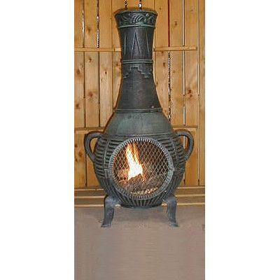 Found It At Wayfair Aluminum Natural Gas Propane Chiminea Chiminea Patio Fireplace Propane