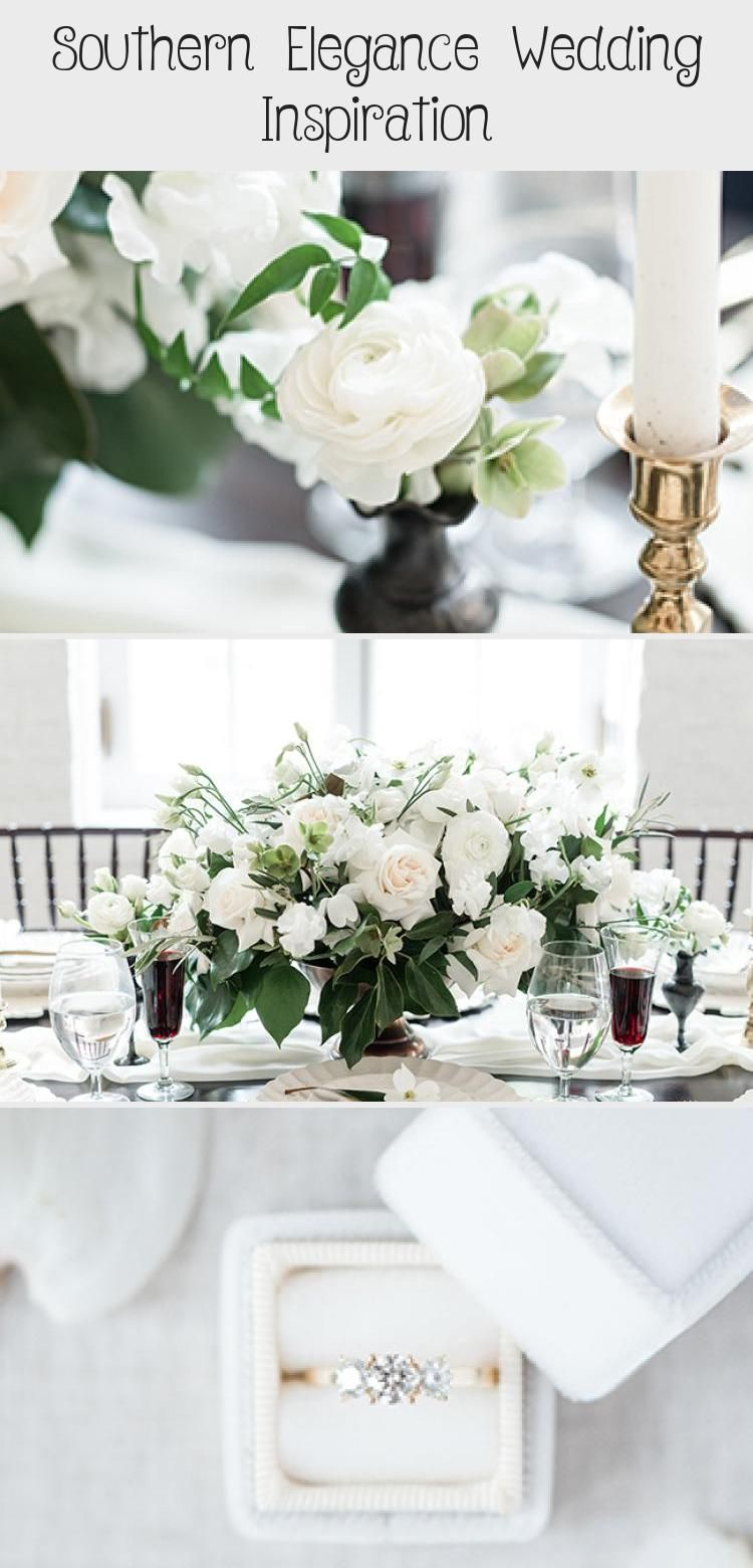 En Blog En Blog In 2020 Wedding Table Designs Southern Elegance Wedding Table
