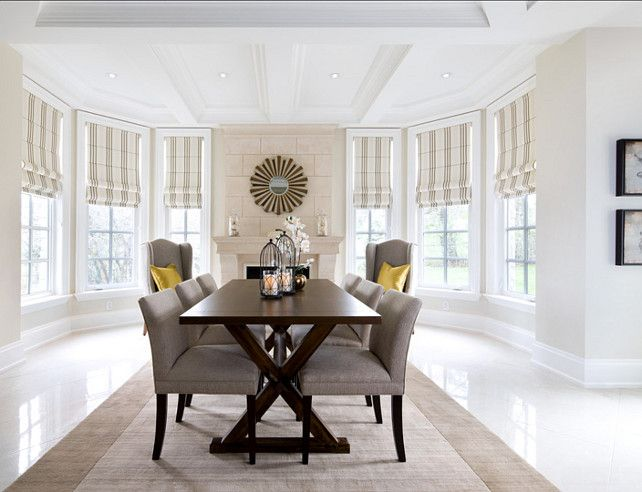 Great Dining Room. Casual Dining Room Design. Dining Room Ideas. #DiningRoom # DiningRoomIdeas #DiningRoomDesign Designed By Jane Lockhar. Paint Color Is U2026