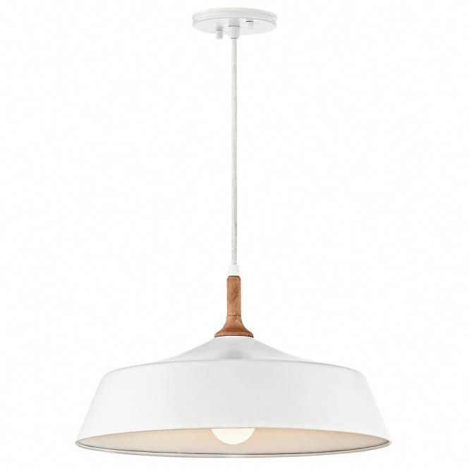 Best A Mid Century Modern Design Single Ceiling Pendant In A 400 x 300