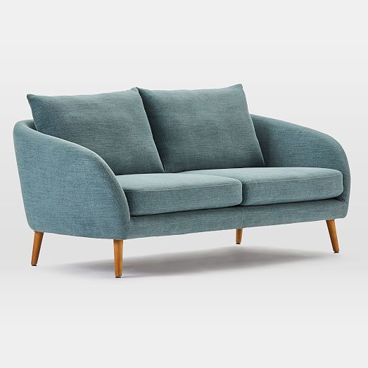 "Hanna Sofa (71.5"") west elm Sofa, Furniture, Bed furniture"