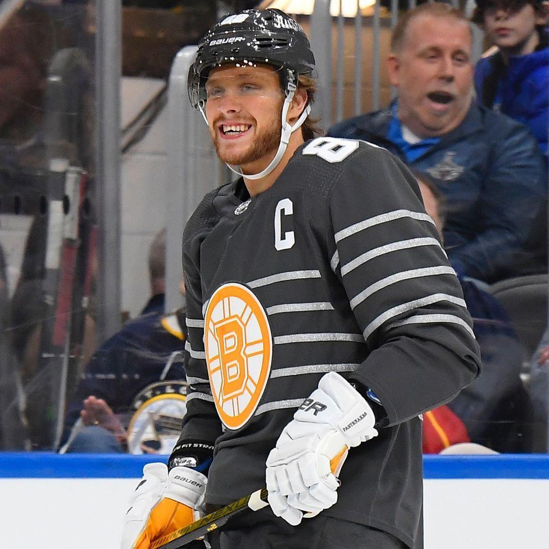 Boston Bruins On Instagram All Star Hat Trick Boston Bruins Bruins Hockey Boys