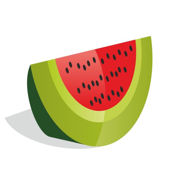 Watermelon Slice Watermelon Vector Vector Free Vector