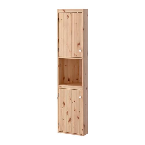 SILVERÅN Unidade de canto - castanho claro - IKEA