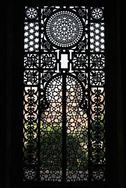 Decorative Window Screen Cairo Egypt Doors Window