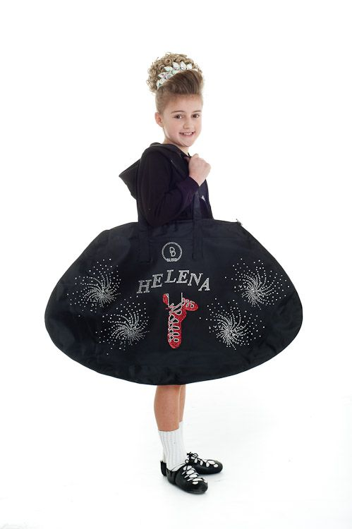 Irish Dance Dress Bag It S Blinged Out Super Cute