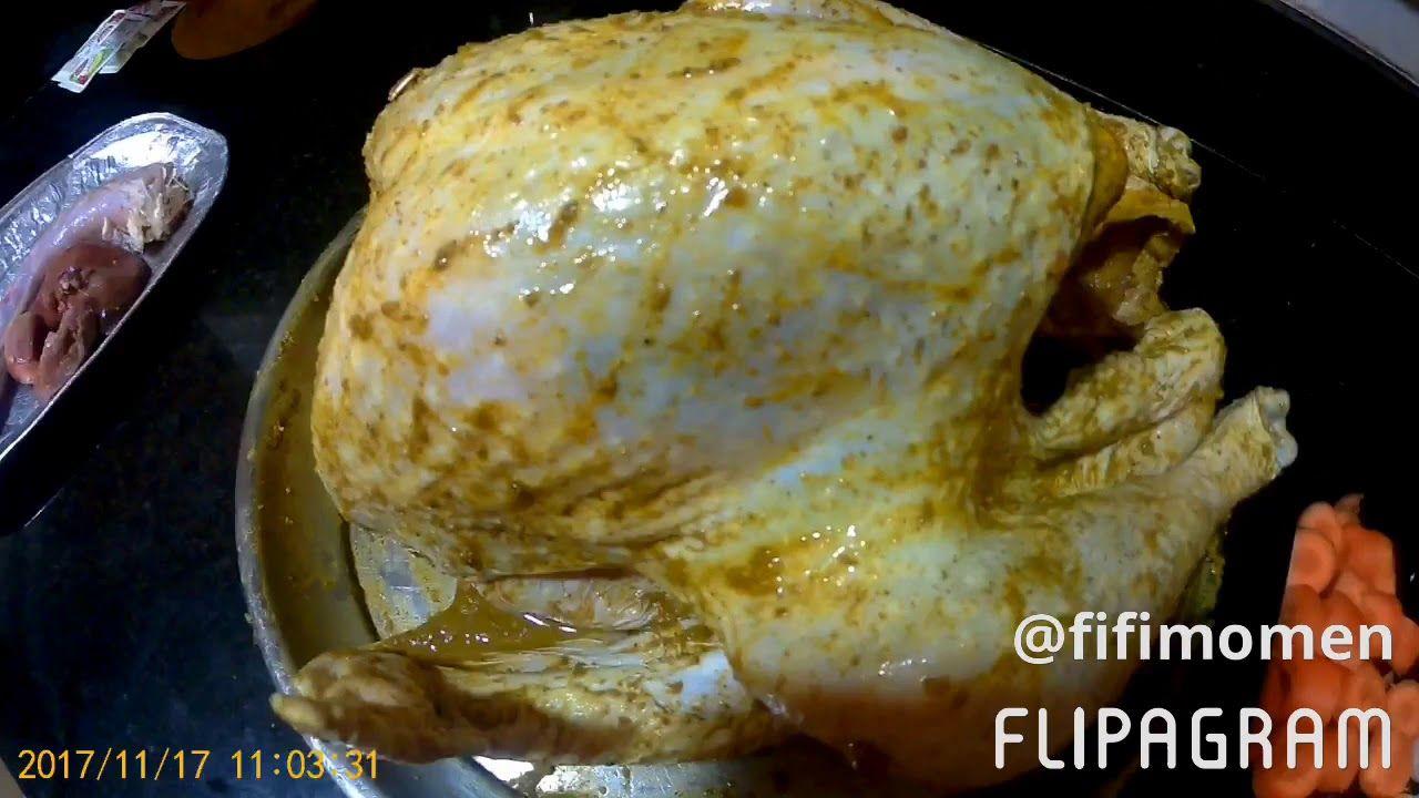 عزومتي لأولادي في يوم الإجازة احلي والذ ديك رومي تعليم الطبخ للمبتدئات Youtube Recipes Chicken Recipes Food