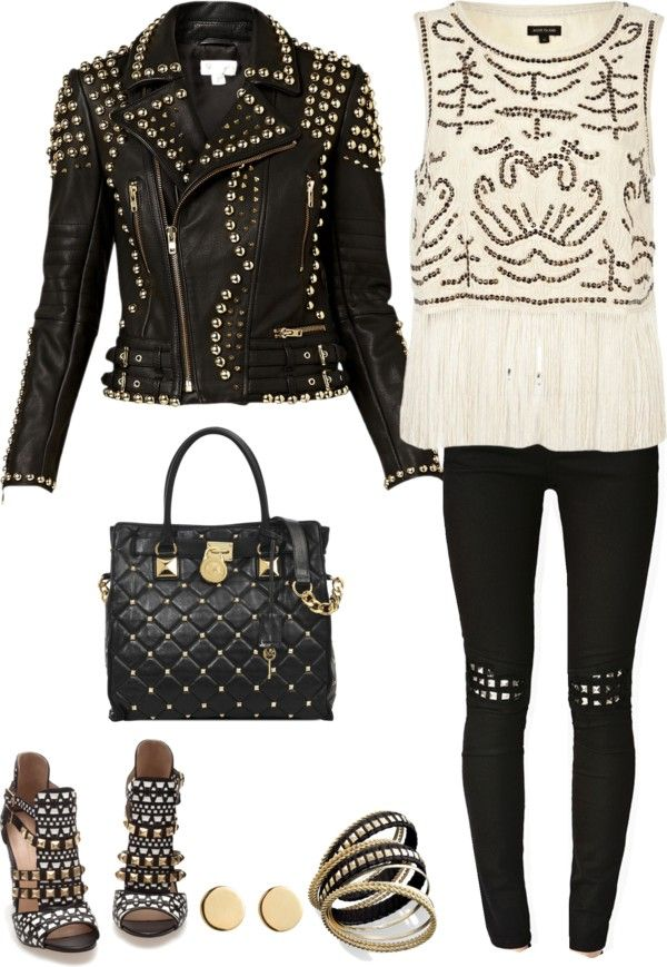 """Stud!"" by musicfriend1 on Polyvore"