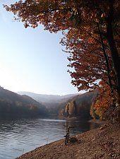 Fernezelyi vízgyűjtő tó, Fotó: Emanuel Tivadar