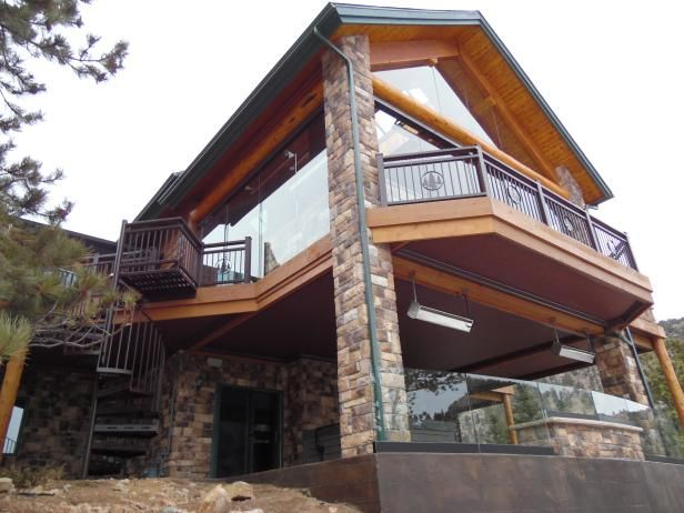 This 600 000 Mega Decks Remodel Of A Cliff Side Deck Takes