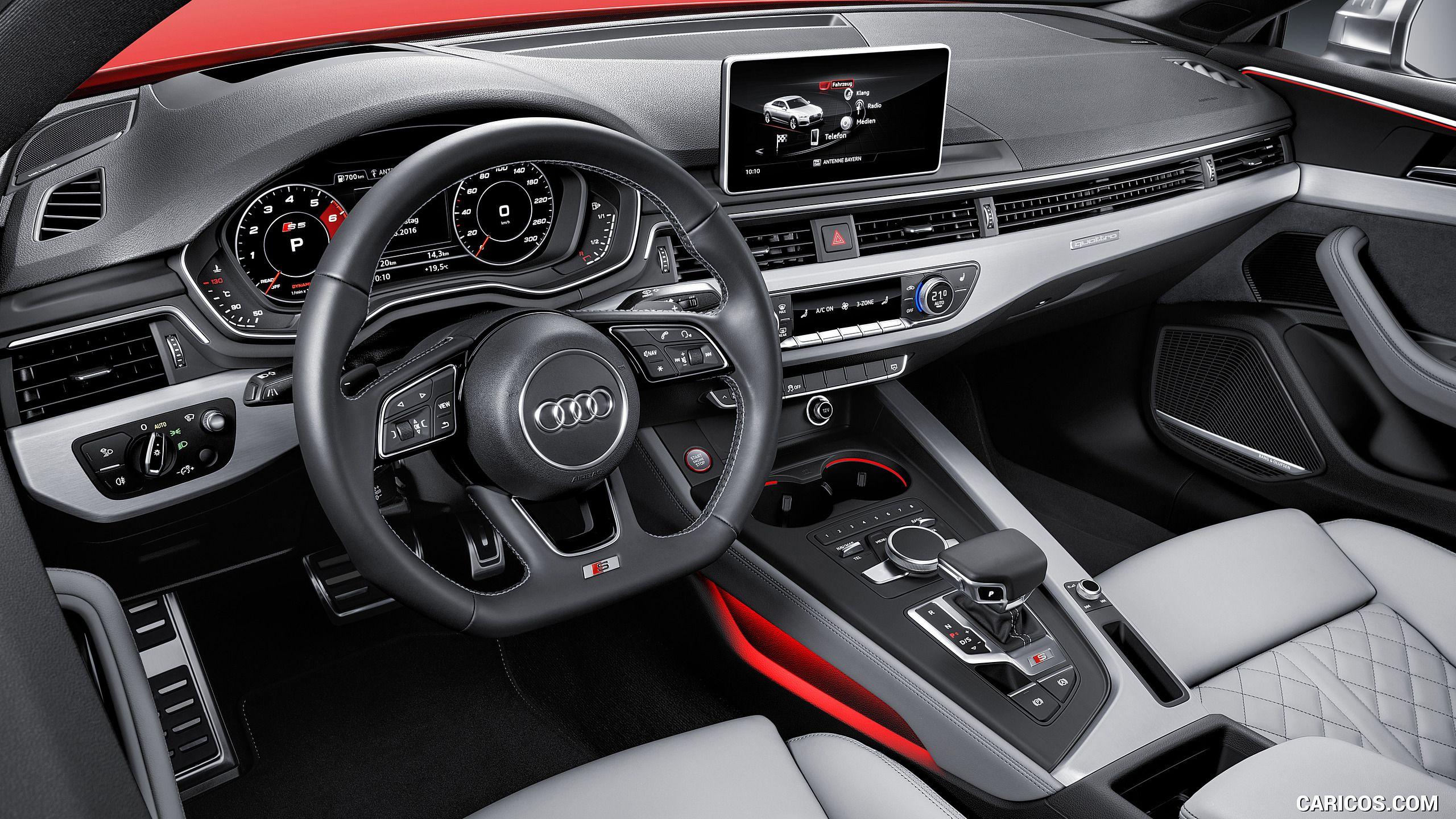 2018 Audi S5 Coupe Interior Hd Audi A5 Interior Audi A5 Coupe Audi S5