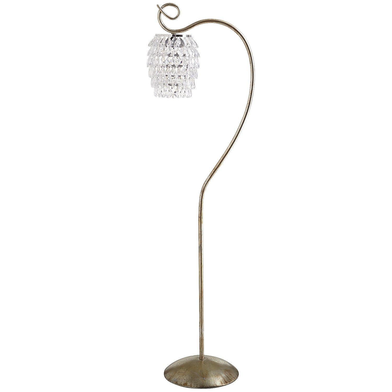 Swirls Drops Floor Lamp Gold Gold Floor Lamp Floor Lamp