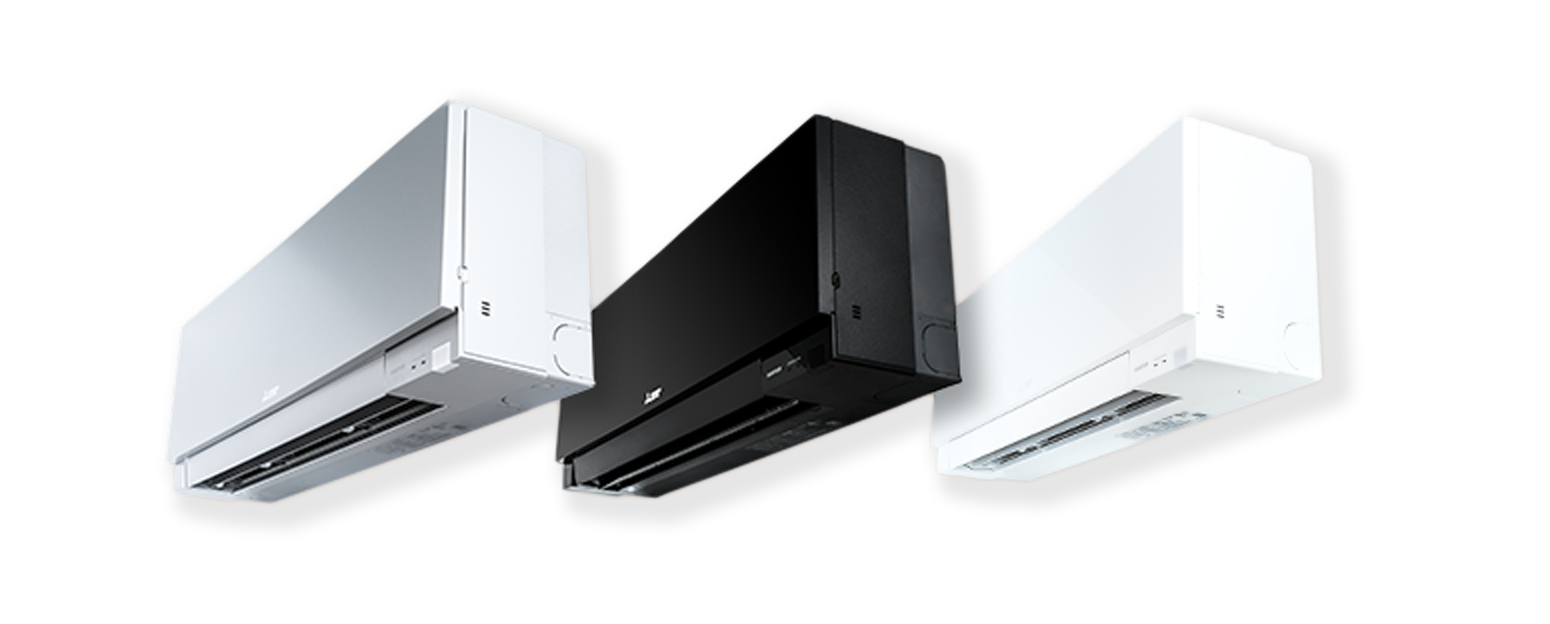 Ductless Mini Split Indoor Units Wall Mounted In 2020 Heating