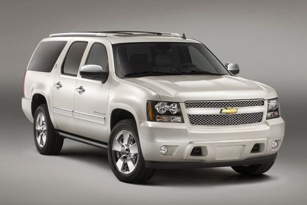2014 Chevrolet Suburban Redesign 2014 Chevrolet Suburban Diesel