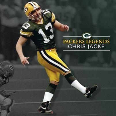 new arrival 335e9 22d37 Chris Jacke | Packers | Packers football, Green bay packers ...