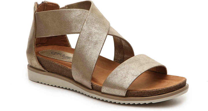 52a1f1891 Women Landry II Wedge Sandal -Black | My Style | Sandals, Shoes ...