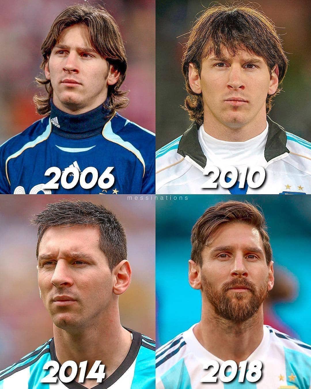 Which 1 Leomessi Follow Leonel Messi10 Legend Cristianoronaldo Cristiano Ronaldo Cr7 433 Visu Lionel Messi Lionel Messi Family Messi Beard