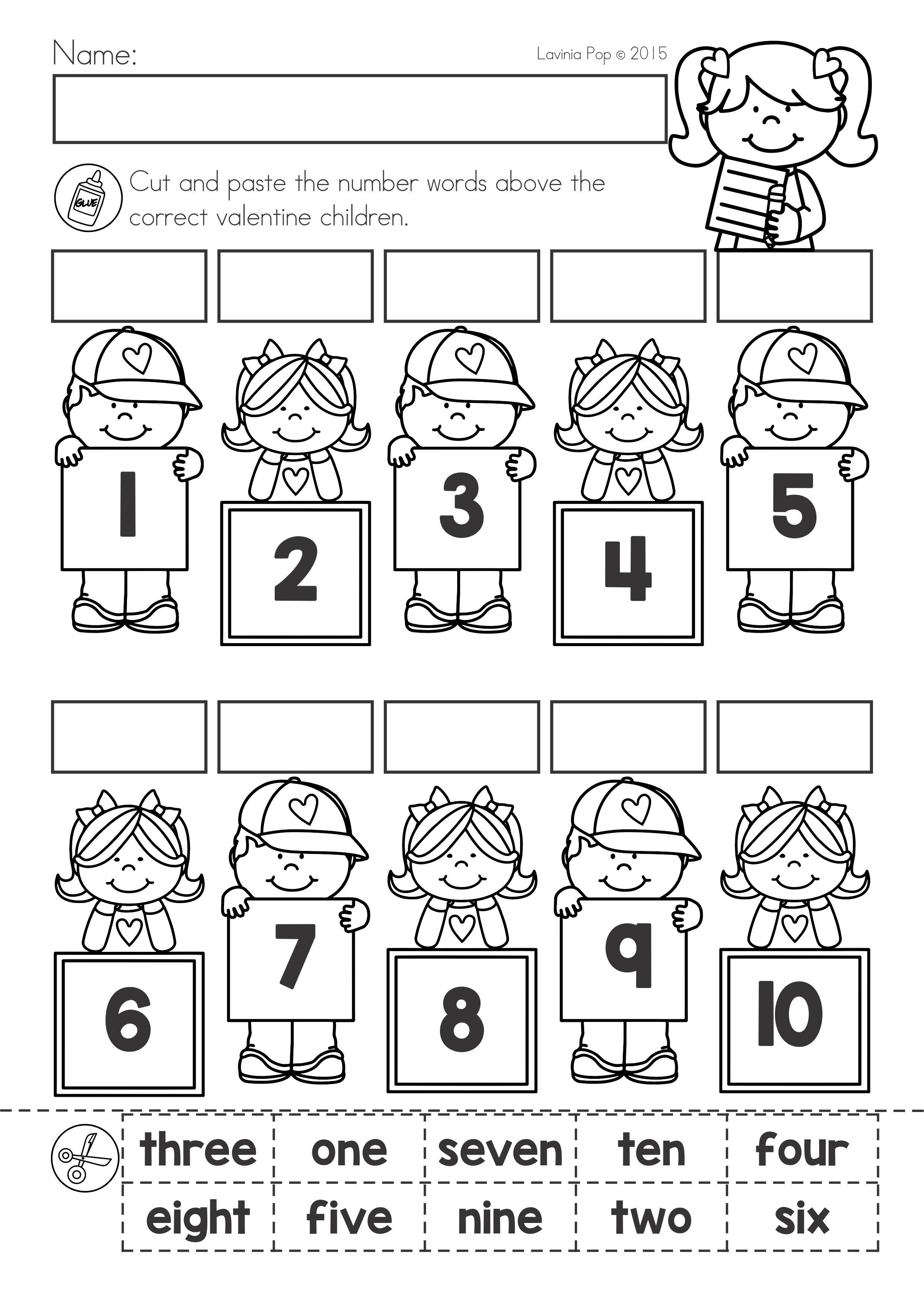 Valentine S Day Math Literacy Worksheets Activities No Prep Literacy Worksheets Math Literacy Kindergarten Math Worksheets [ 3515 x 2482 Pixel ]