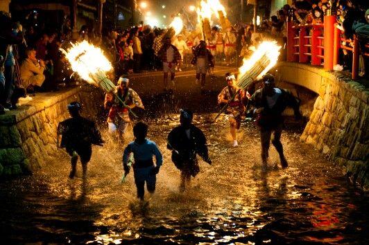神戸火祭り