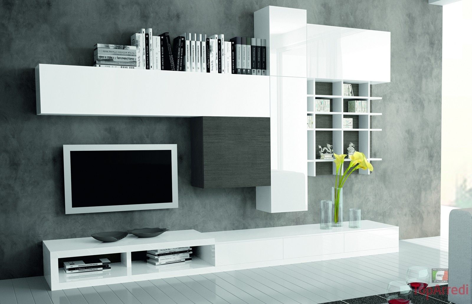 Pin by Yoni Suprasetyono on TV cabinet in 2018 | Pinterest | Living ...