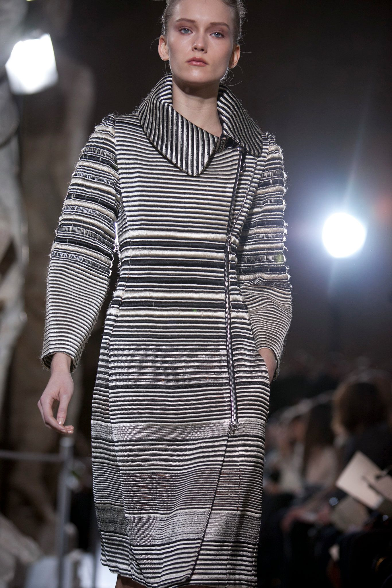 The designer, who opened her own brand in 2010, has been one of the few independent female designers working in Paris.