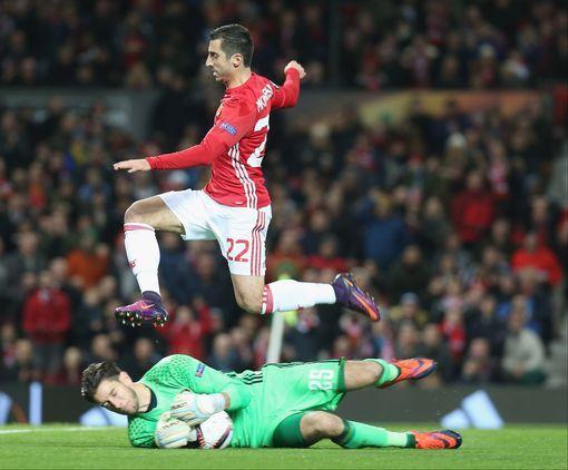 Manchester United Vs Feyenoord Live Results Score 4 0 Manchester United Manchester The Unit