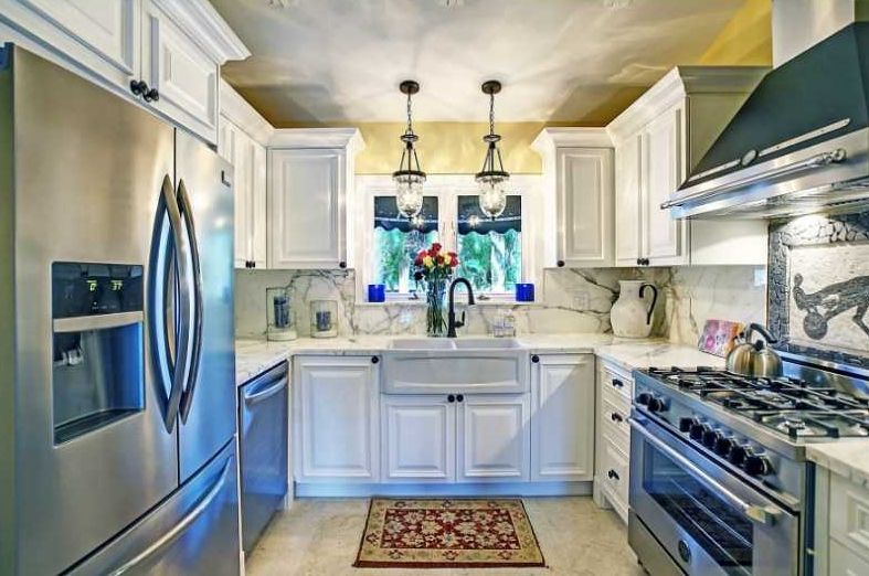 Buyers looking for remodeled kitchens