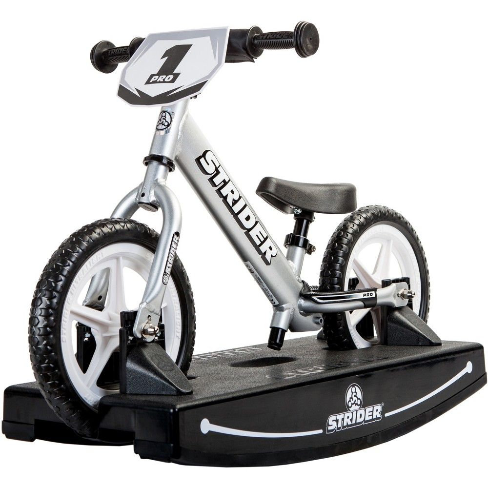 Strider 12 Pro Baby Bundle No Pedal Balance Bike
