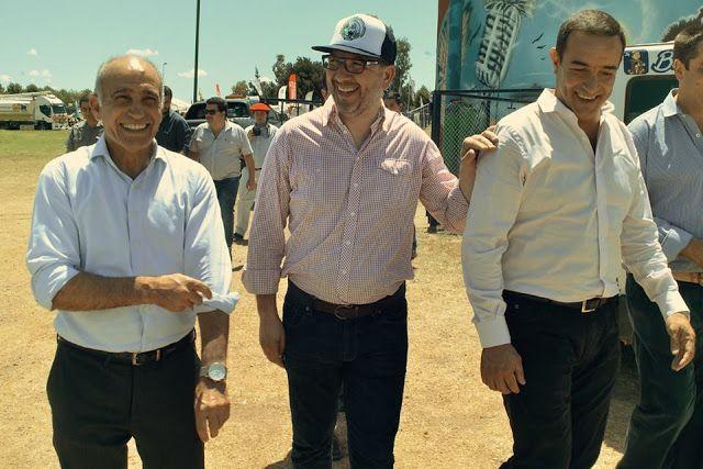 Darregueira noticias: Castelli ponderó el tinte federal de las políticas...