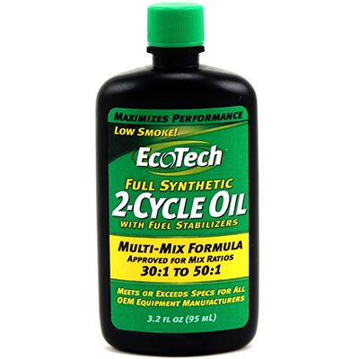 Ecotech Full Synthetic 2 Cycle Oil Oils Biodegradable Products Synthetic