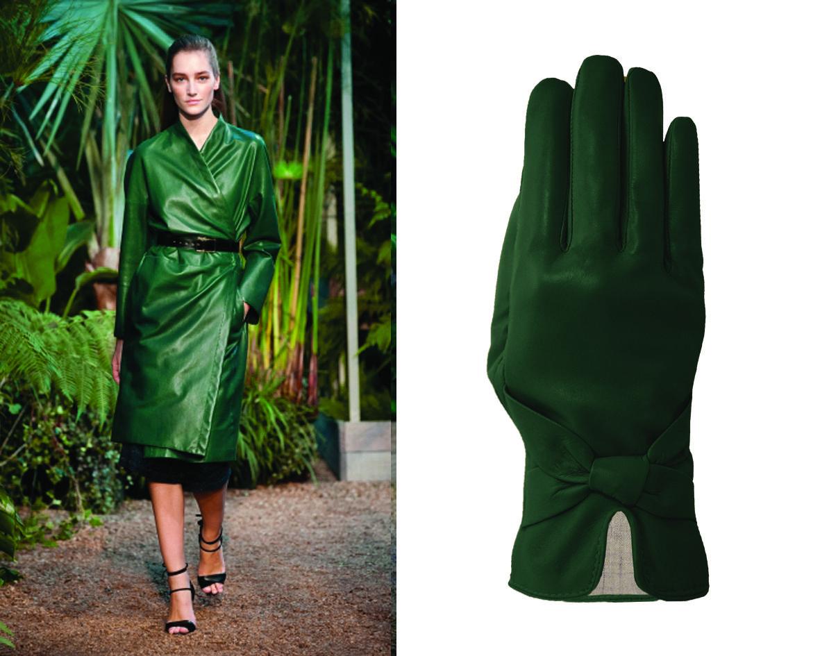 Trend colour: Jungle Green