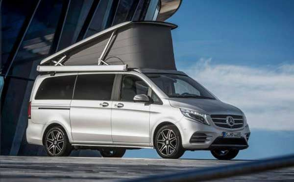 Mercedes Marco Polo Camper Van Specs Release Date Price In The