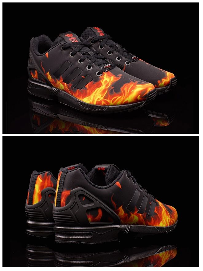promo code b1b00 7e251 Star Wars x adidas Originals ZX Flux